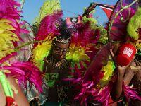 纽约举行西印度群岛日游行