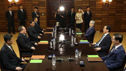 朝猛批美阻碍朝韩改善关系 吁韩国致力于实施《板门店宣言》
