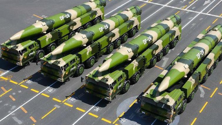 严重担忧!美媒称中国隐身战机及弹道导弹对美构成威胁