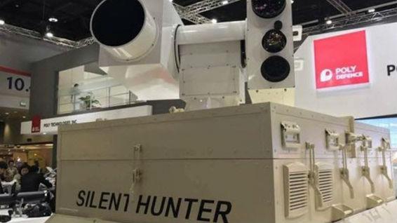 境外媒体:中国正在发展反无人机技术及激光武器