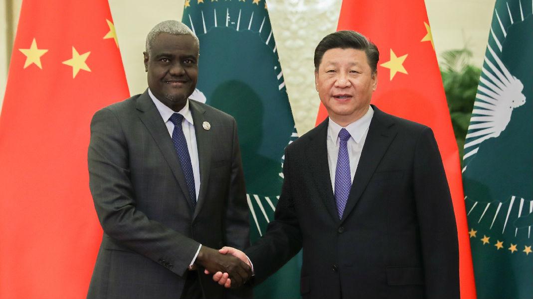 """外媒:非洲领导人盛赞中国在非角色 驳斥""""债务陷阱""""论调"""