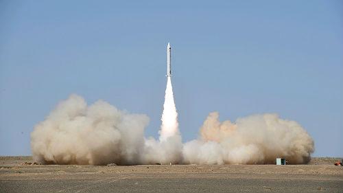 美媒关注中国民营火箭新势力:成功将多颗卫星送入轨道