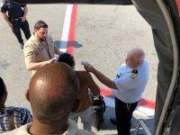 阿联酋航空载500余人航班疑现流感疫情 客机降落被隔离
