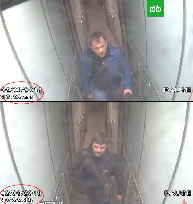 """英国公布间谍毒杀案嫌犯 俄罗斯回应:""""骗术极高"""""""