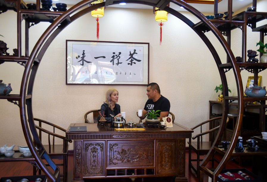 俄罗斯姑娘维多利亚在中国的幸福生活