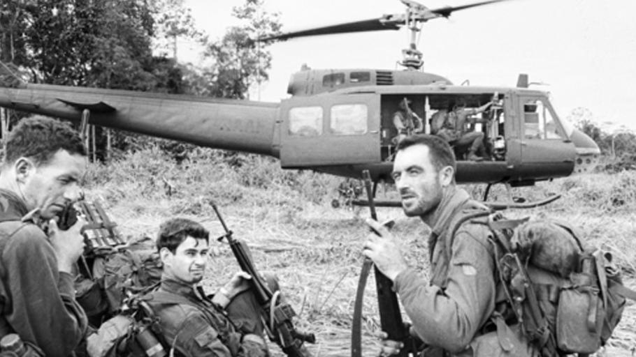 保密52年!澳绝密部队曾参加越战 监听对手提供预警