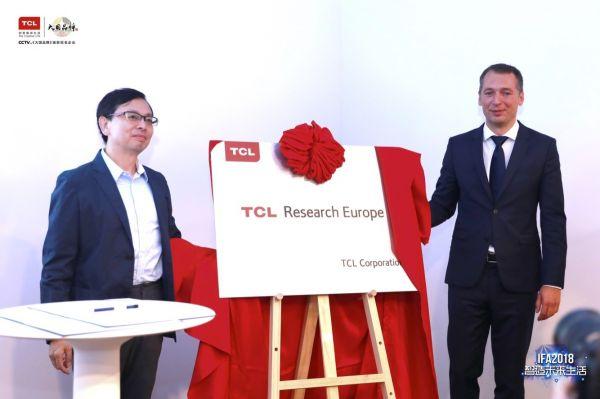 出海记|TCL欧洲设人工智能研发中心 攻算法技术