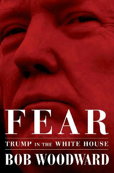 8 伍德沃德新书《恐惧:白宫中的特朗普》