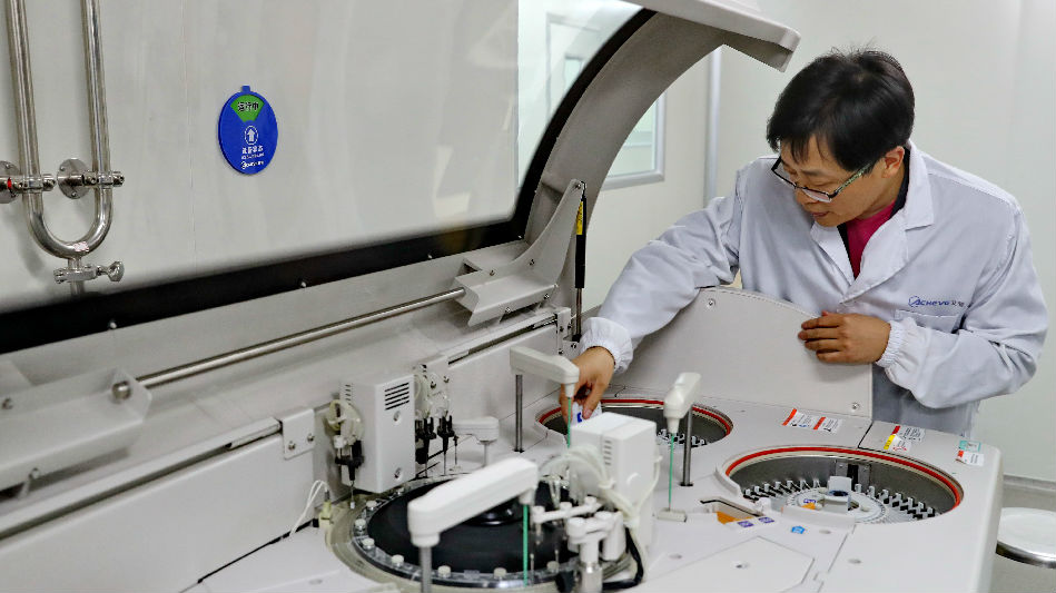 美媒称西方企业看好中国医药市场:想从生物制药繁荣中分羹