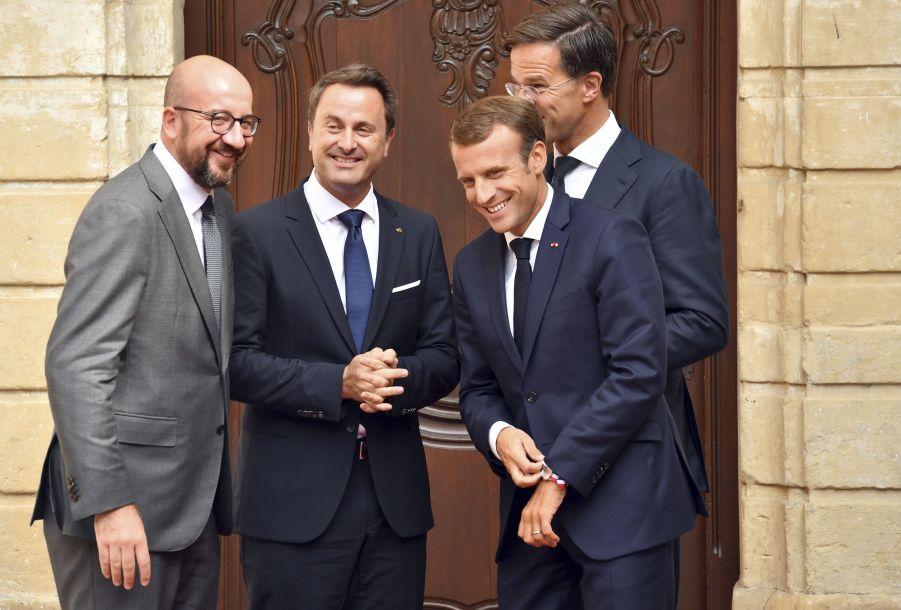 欧洲四国就难民危机等问题协调立场