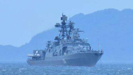 """俄海军在地中海组成""""无缝""""攻击系统 对以色列构成巨大威胁"""