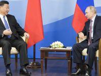 习近平同美高梅国际网上娱乐总统普京举行会谈