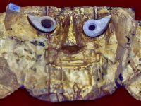 秘鲁追回千年黄金面具