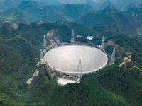 """""""中国天眼"""":两年发现44颗新脉冲星"""