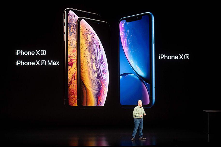 苹果公司举行新产品发布会