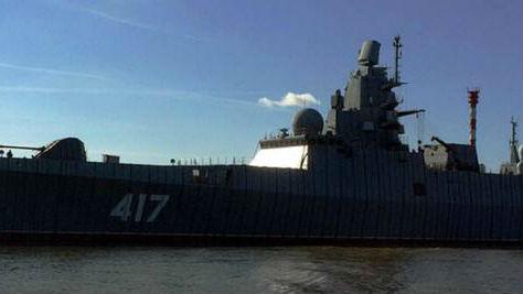俄乌交恶影响造舰 俄媒担忧俄海军远洋舰队悄然萎缩