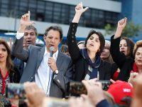 巴西劳工党宣布新总统候选人