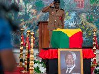 联合国前秘书长科菲·安南灵柩抵达加纳 将举行葬礼