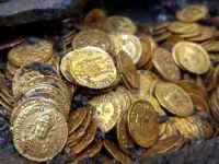埋藏地下近2000年:古罗马帝国时期金币出土 或价值数百万美元