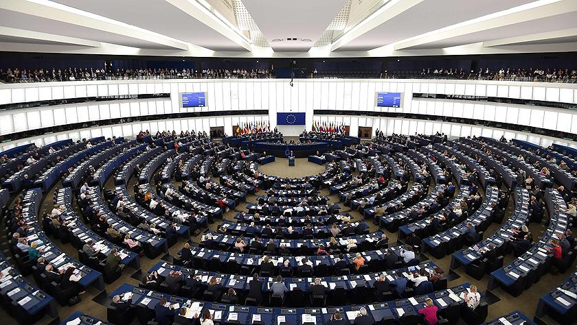 """欧盟委员会主席容克发表任内最后一次""""盟情咨文"""""""