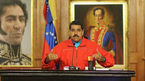 法媒:委内瑞拉总统马杜罗访华 期待与中国敲定系列协议