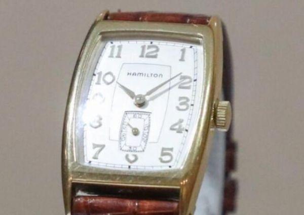 拍卖3 腕表