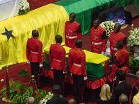加纳为联合国前秘书长安南举行国葬