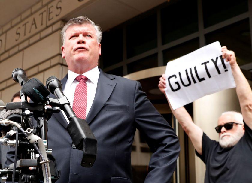 特朗普前竞选团队负责人马纳福特认罪