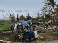 """台风""""山竹""""过境菲律宾已致2人死亡"""
