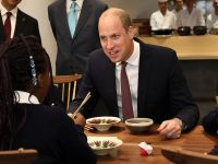 超尴尬!威廉王子竟然把日本说成中国