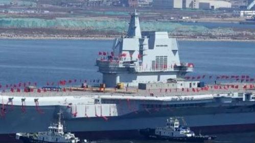 盘点中外航母:美国海军独占鳌头 国产航母仍存不足