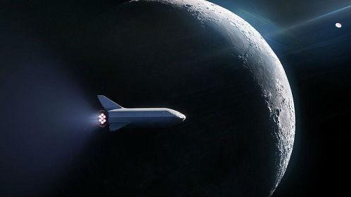 台媒:SpaceX首位绕月旅客曝光!他还要邀请多名艺术家同行