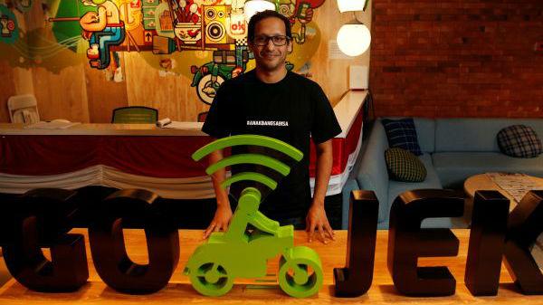 印尼Go-Jek效仿中国模式向海外扩张