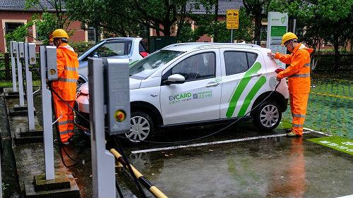 英媒称电动汽车的未来在中国:行业重大转变将由中国领导实现