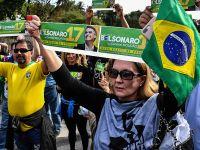 巴西總統候選人博爾索納羅離開重癥監護室