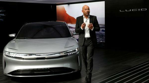 弃特斯拉 沙特主权基金10亿美元转投美另一电动车公司