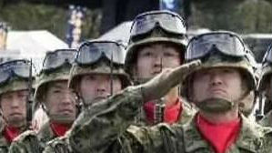 """51岁老兵仍服役精锐部队?日本自卫队经历""""老龄化之痛"""""""
