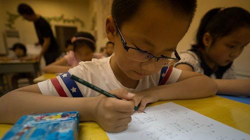 德媒稱參加過多補習班成中國學生負擔:對健康影響很大