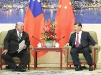 习近平会见来华出席夏季达沃斯论坛的多国领导人