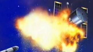"""""""忽悠""""盟国加入太空战?美空军将利用太空投送兵力"""