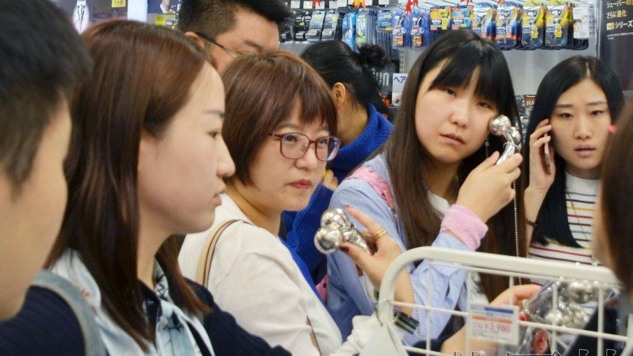 中国人国庆长假去哪玩?日本排第一 韩国急出招揽客