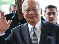 馬來西亞前總理納吉布被捕