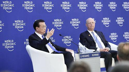 外媒:李克強拋開中美貿易戰談開放