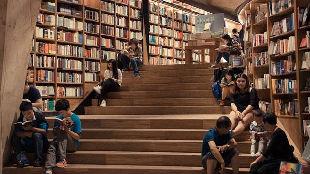 锐参考 | 是什么样的魅力,让全天下书店大咖都离开成都?