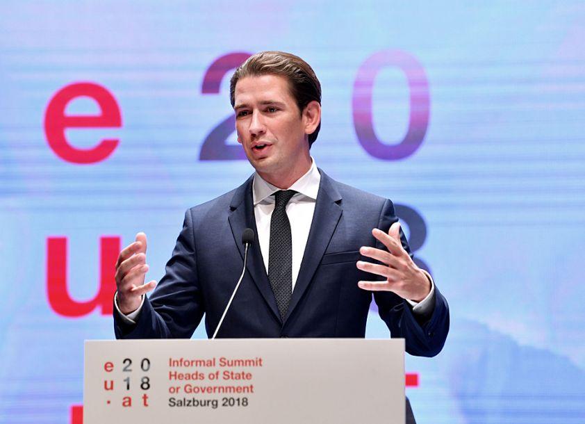欧盟萨尔茨堡非正式峰会闭幕
