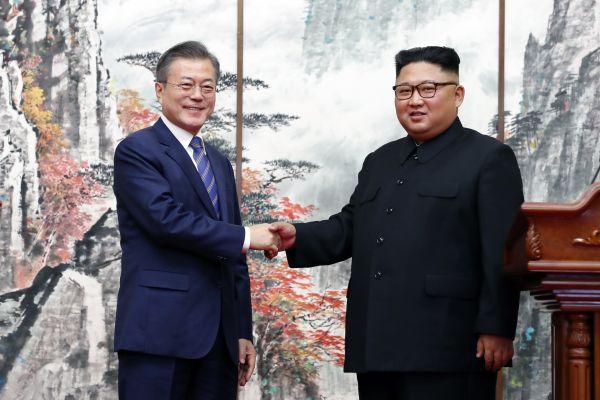 朝韩领导人会晤后 韩民众对南北关系谨慎乐观