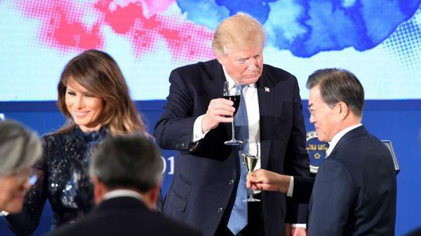 韩媒:文在寅访美寻求为朝美无核化谈判打开突破口