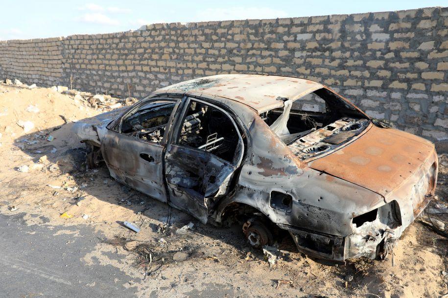 利比亚停火难执行 首都冲突致死上百人