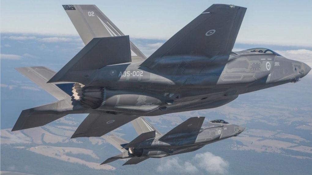 澳引进F-35保持地区战略优势 号称技术领先歼-20至少10年