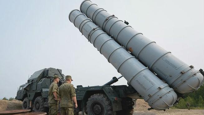 射程可覆盖以全境!俄宣布向叙利亚提供S-300防空系统